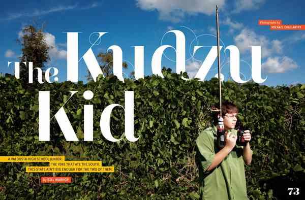 Kudzu Kid