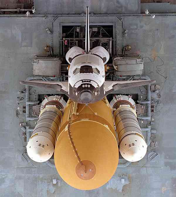 Atlantis Space Shuttle