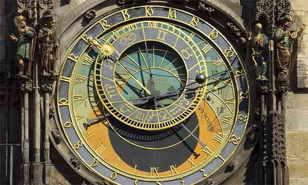 La forme du temps - Eden Saga