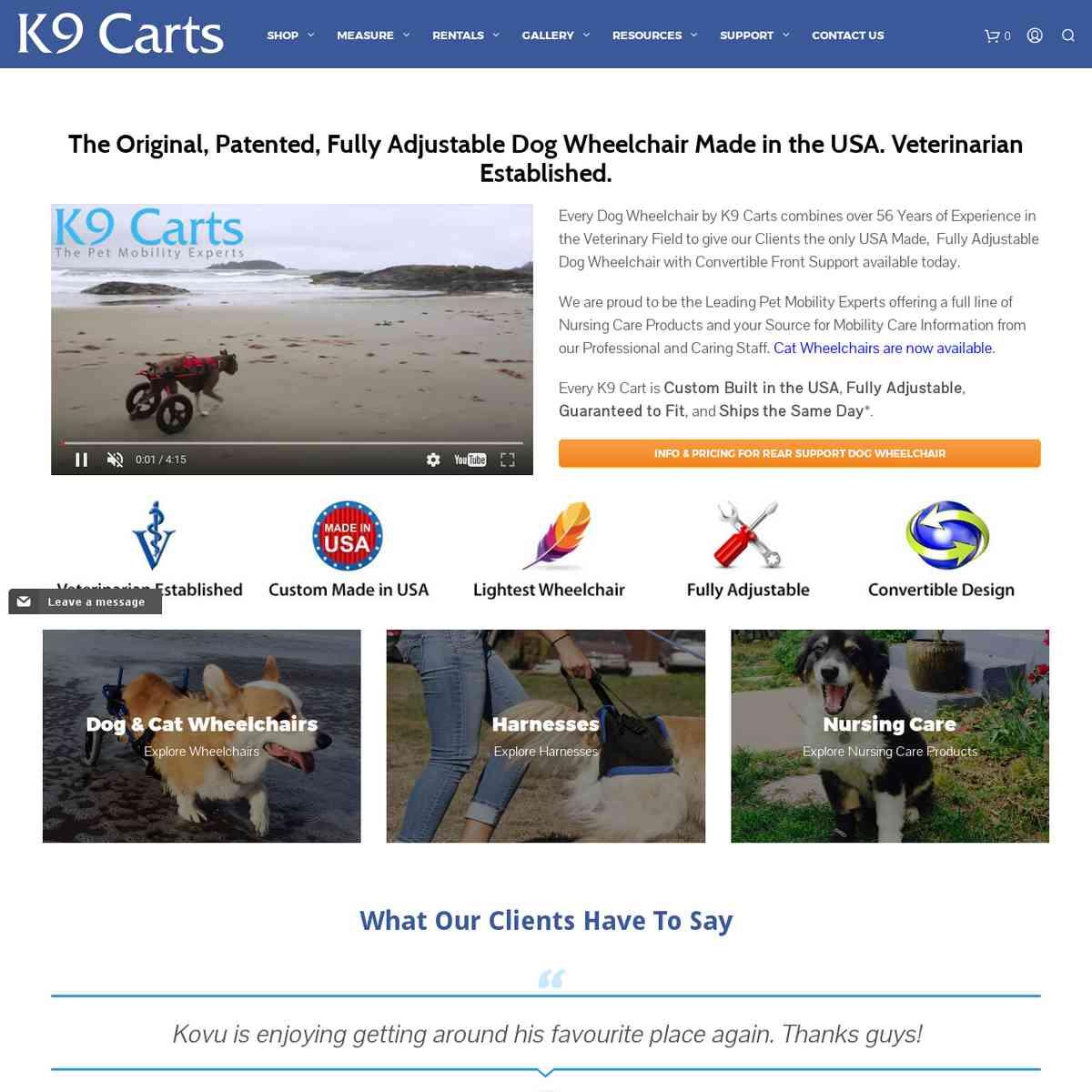 K9 Carts (WA)