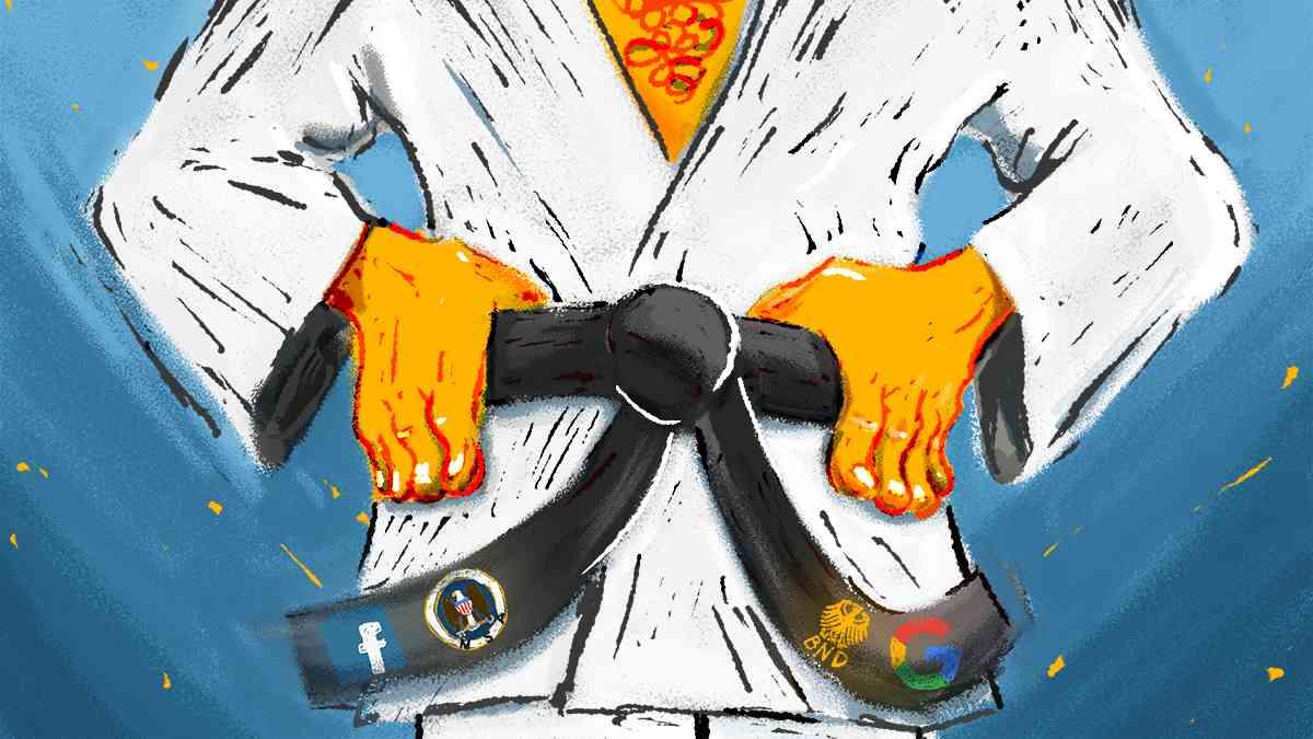 Kleines Einmaleins der digitalen Selbstverteidigung – netzpolitik.org
