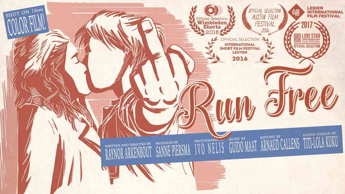 RUN FREE / ALS JIJ NOG VRIJ RONDLOOPT (Festival Screener)