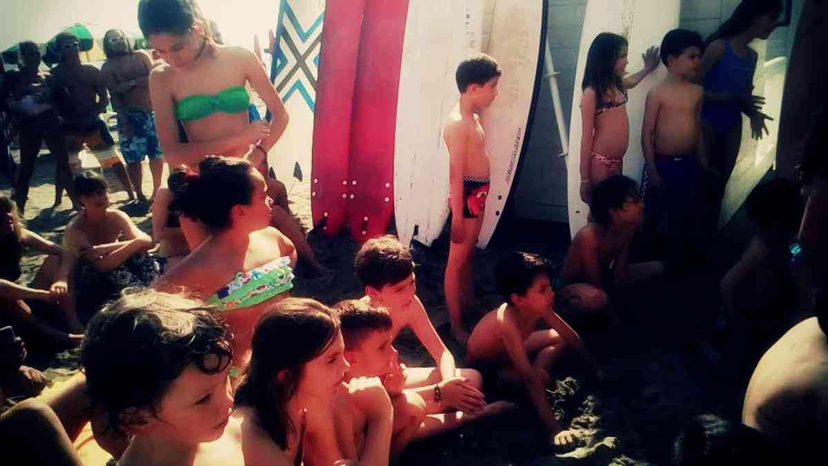 PETTIROSSO BABY SURF CLUB