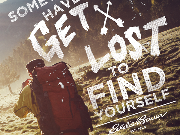 Get Lost & Find Yourself