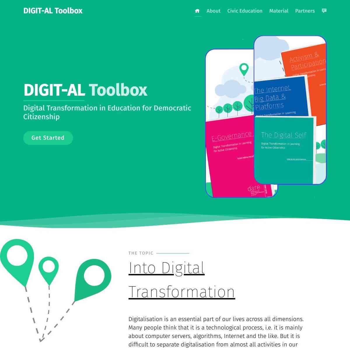 DIGIT-AL Toolbox