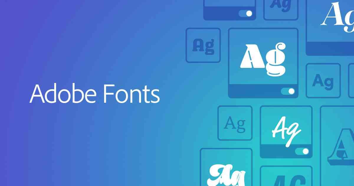 Adobe Fonts | Explore unlimited fonts