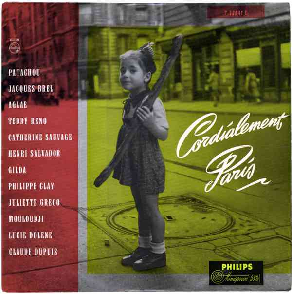 Cordialement Paris, 1956