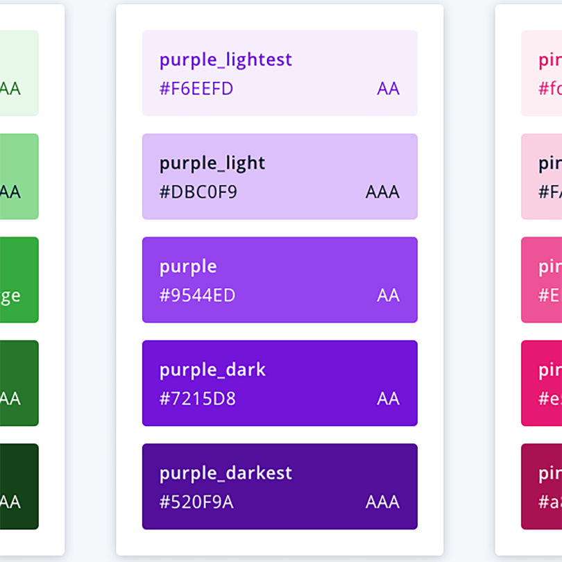 A guide to color accessibility in product design | Inside Design Blog