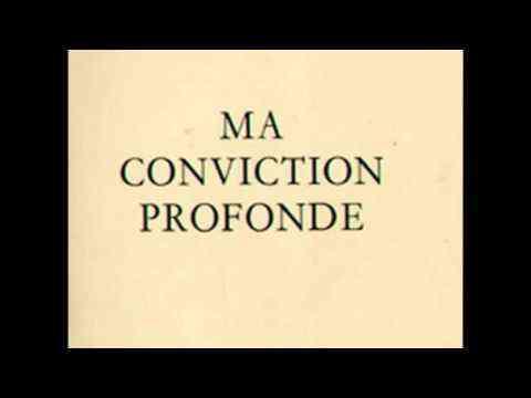 Ma conviction profonde - Henri Guillemin