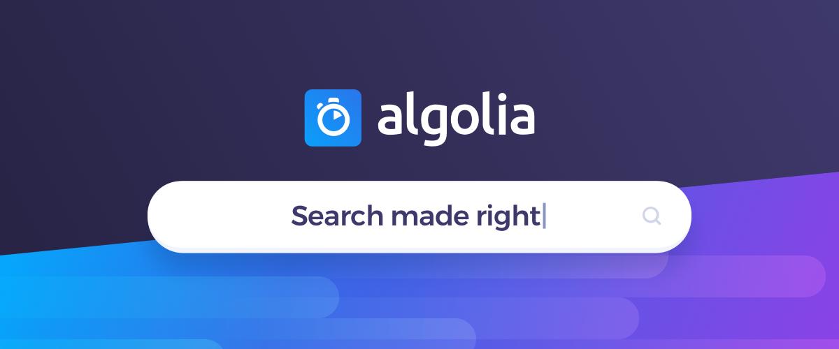Algolia | The Most Reliable Platform for Building Search