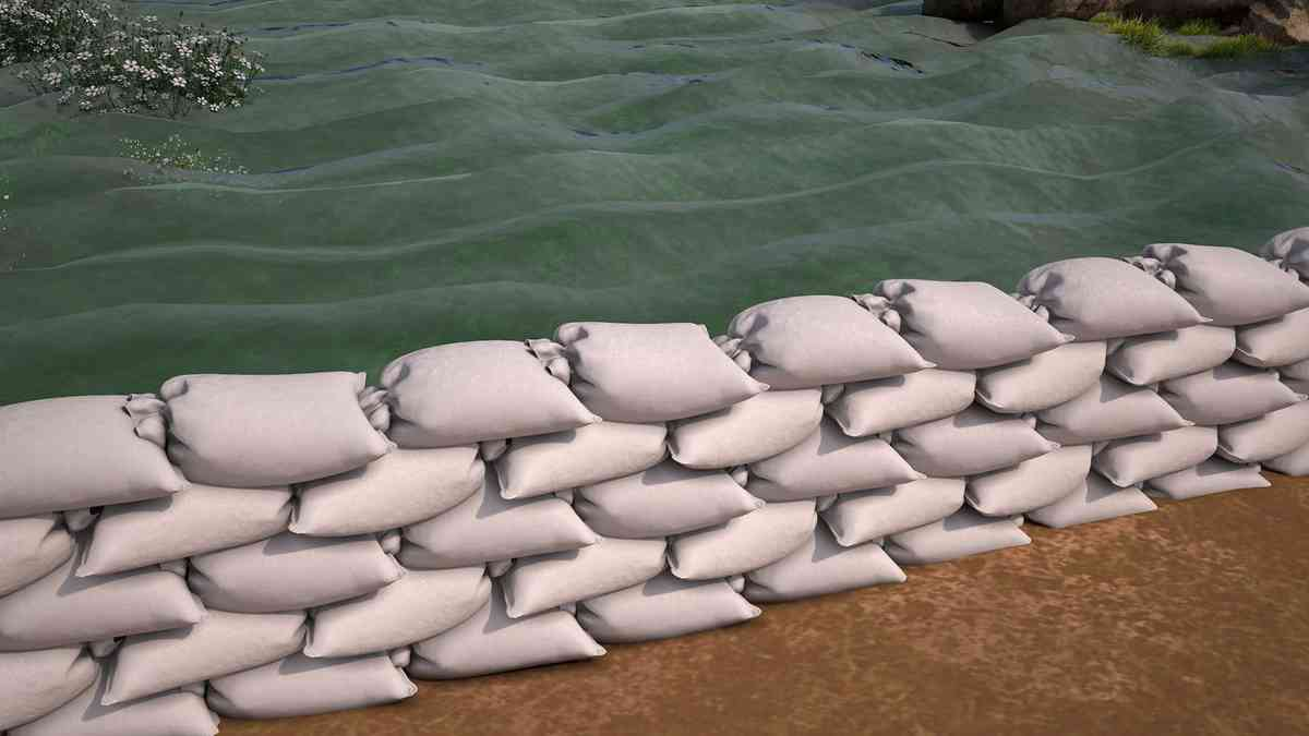 Sandbags 101 – A Bagged Solution to Flooding – Sand Bag Store