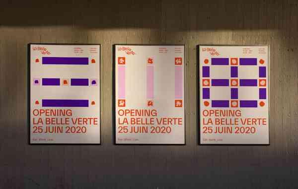 La Belle Verte | Posters