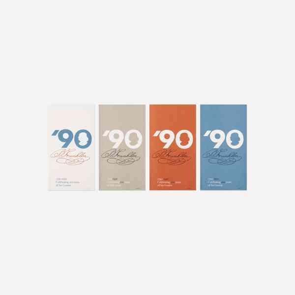323_1_paul_rand_the_art_of_design_september_2018_paul_rand_ben_franklin_90_posters_set_of_four__wri…
