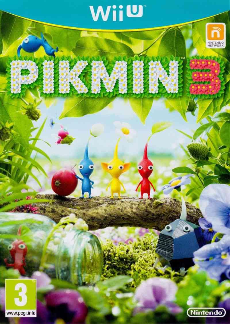 Pikmin 2-3