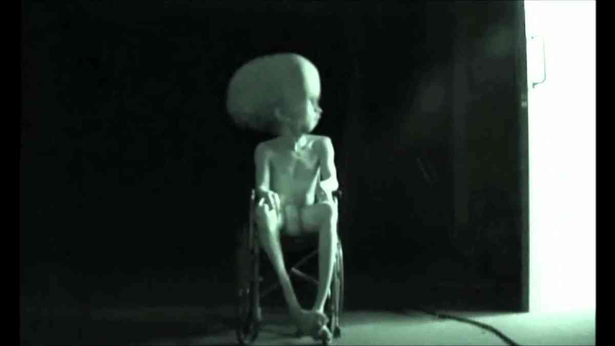 Rubber Johnny by Chris Cunningham & Aphex Twin (1080p HD)