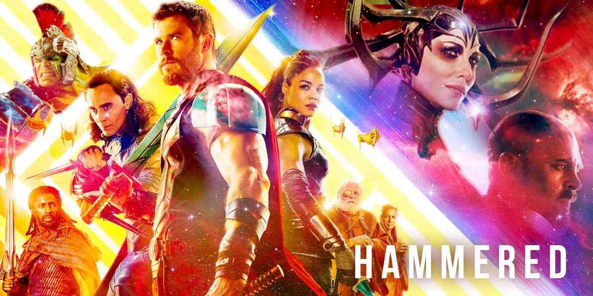 Thor: Ragnarok - *J*O*N*E*S* - Medium