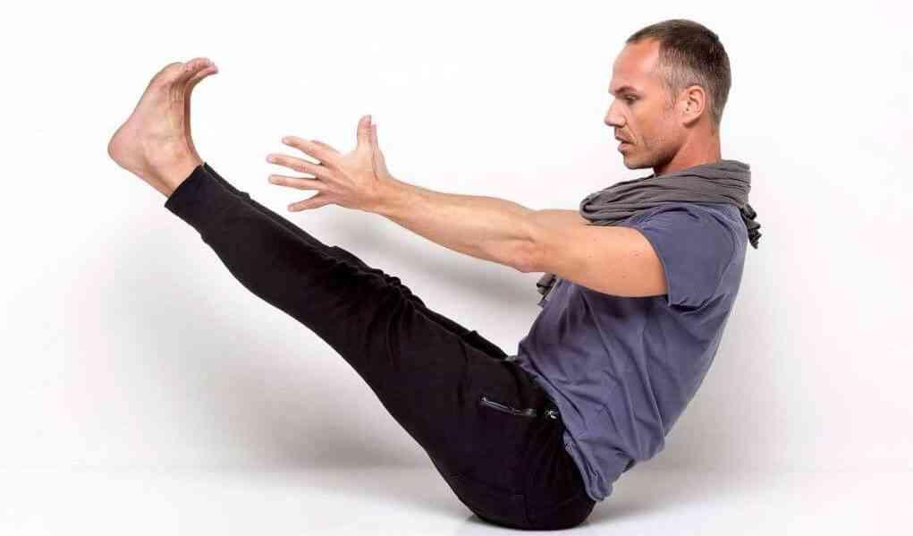 Yoga øvelser | Yogastillinger | Hatha | For begyndere | Challenge for 2 | Øvelser for nakken, sku…