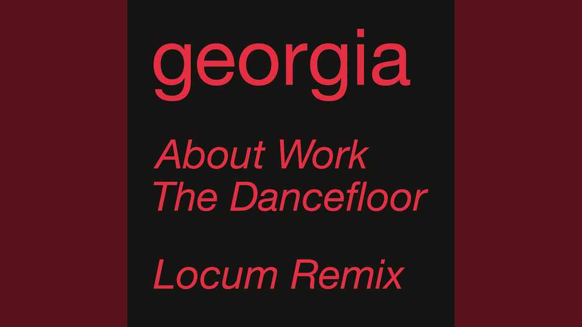 About Work The Dancefloor (Locum Remix)