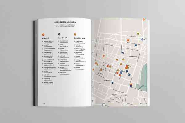 Munich City Guide | Map