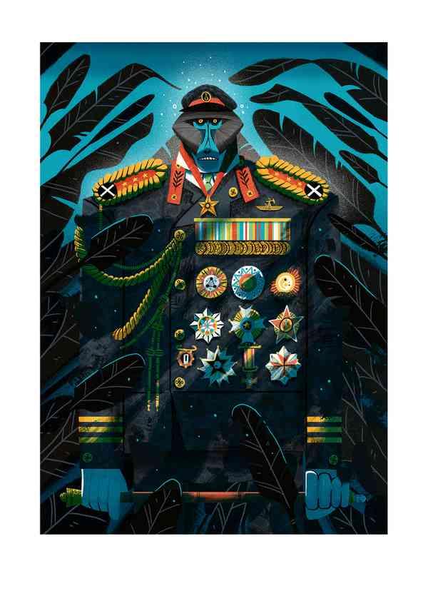 The Monkey Dictator