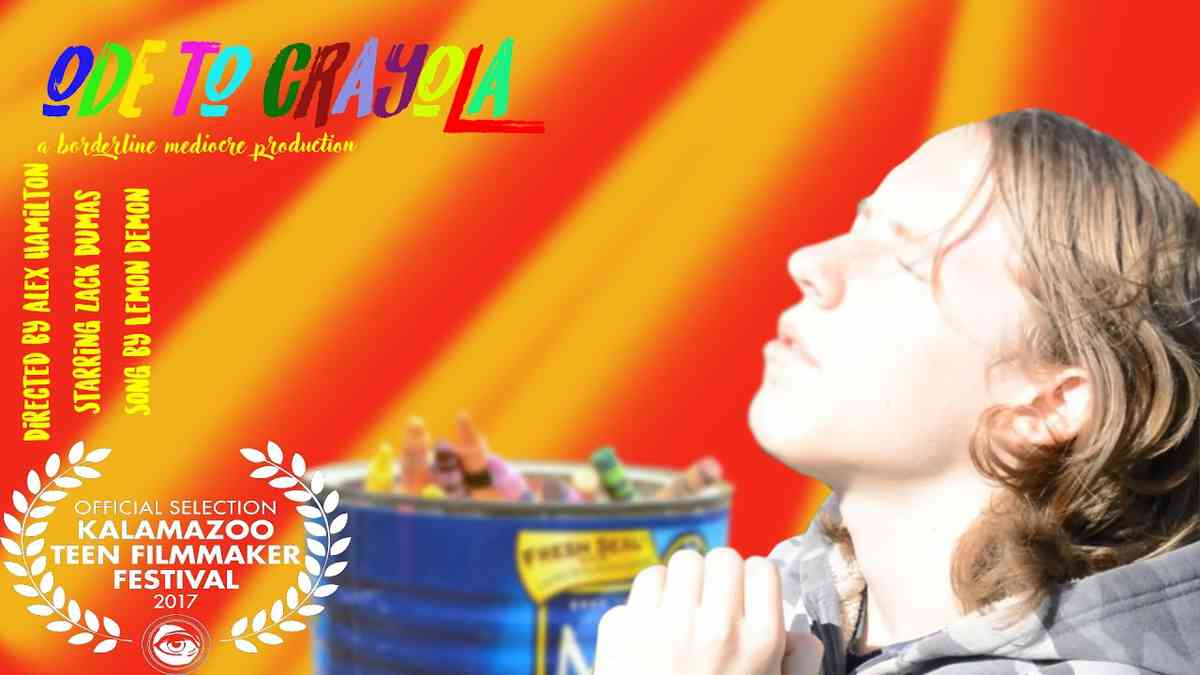 Ode to Crayola - Music Video