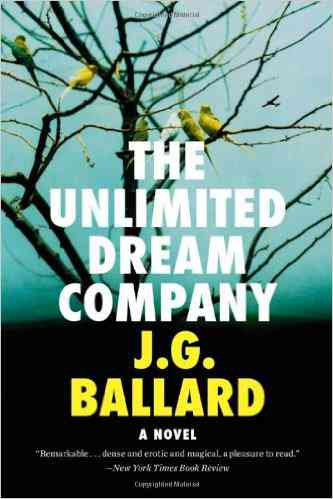 The Unlimited Dream Company: A Novel: J. G. Ballard: 9780871404190: Amazon.com: Books