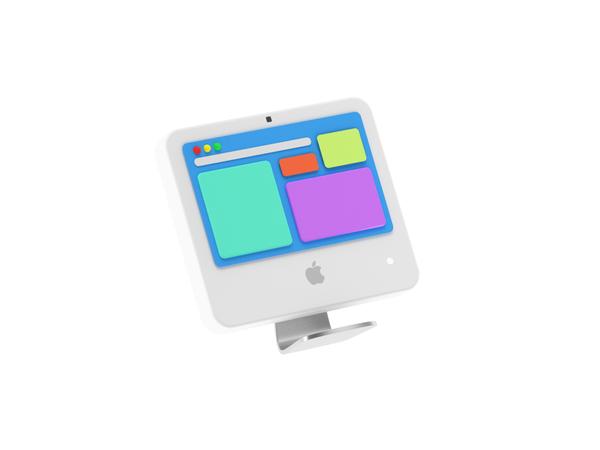 Slam Illustrations | iMac