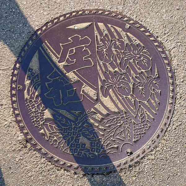 Manhole cover | Tokyo