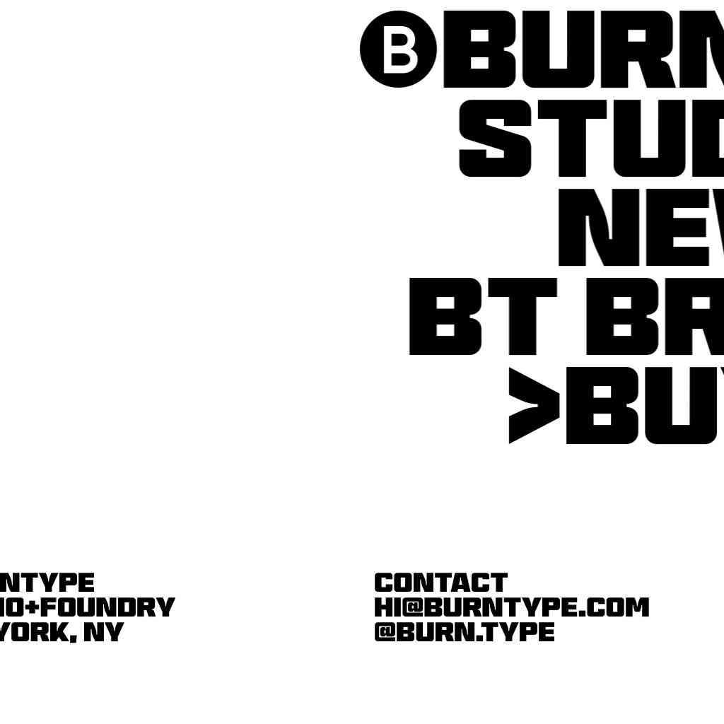 burntype.com