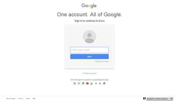 Projets et Objectifs - GoogleDocs