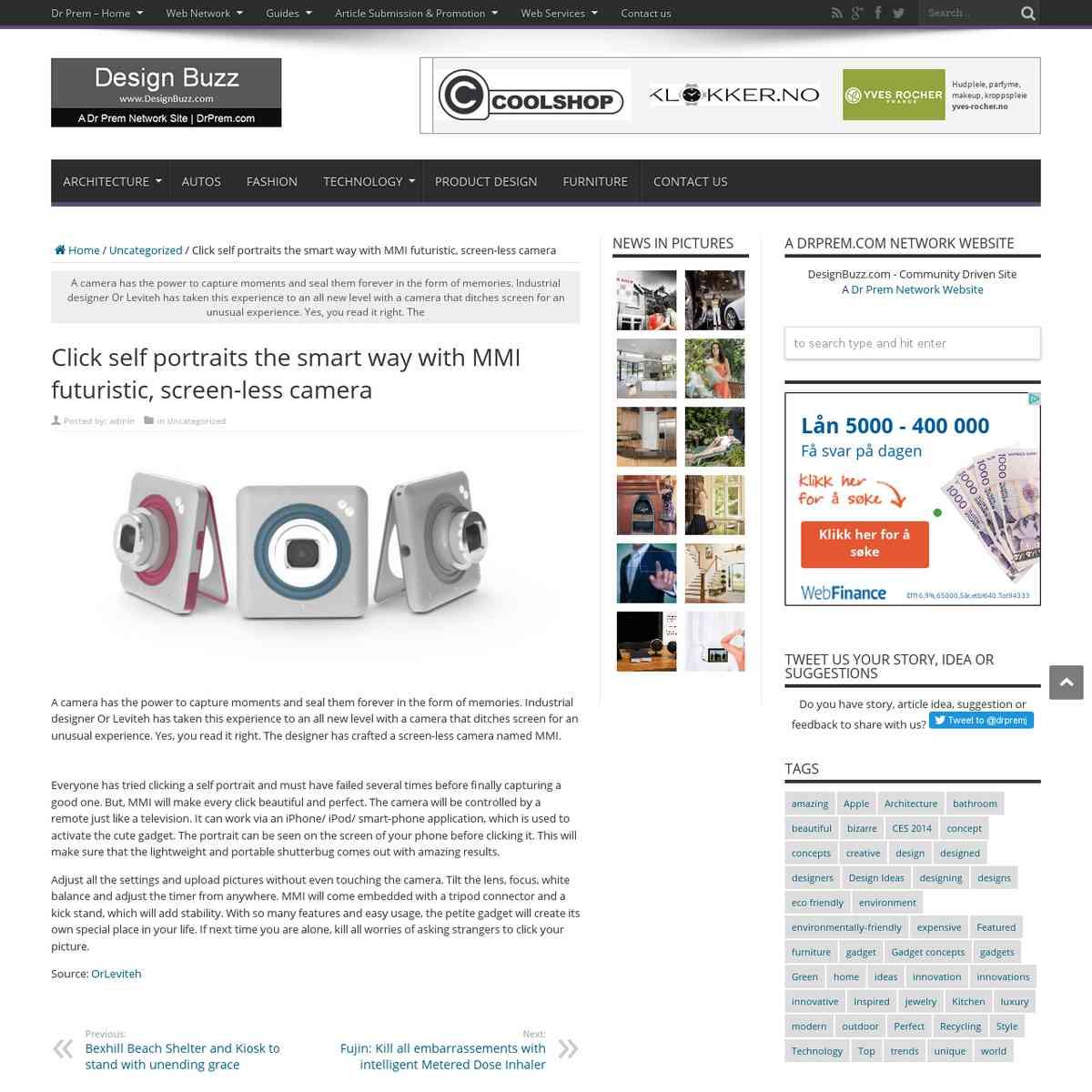designbuzz.com/click-portraits-smart-mmi-futuristic-screen-camera/