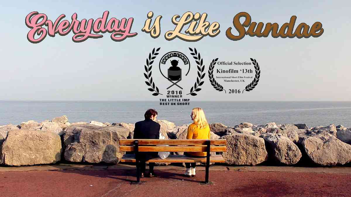 TRAILER ONLY: Everyday is Like Sunday