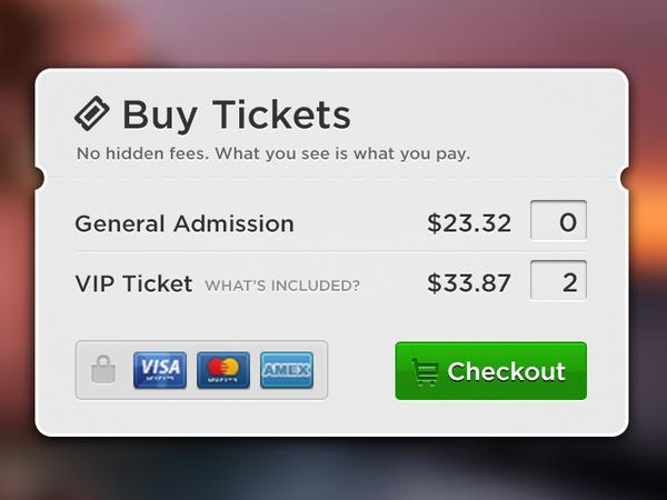 Buy Tickets #2 by Ramy Majouji