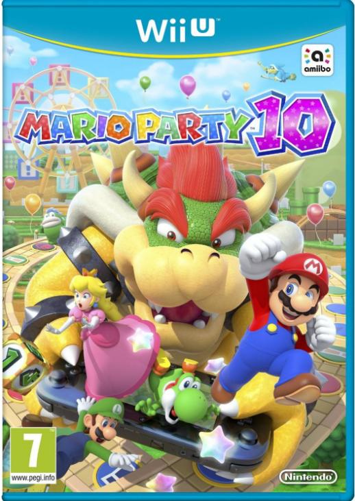 Mario Party 9-10