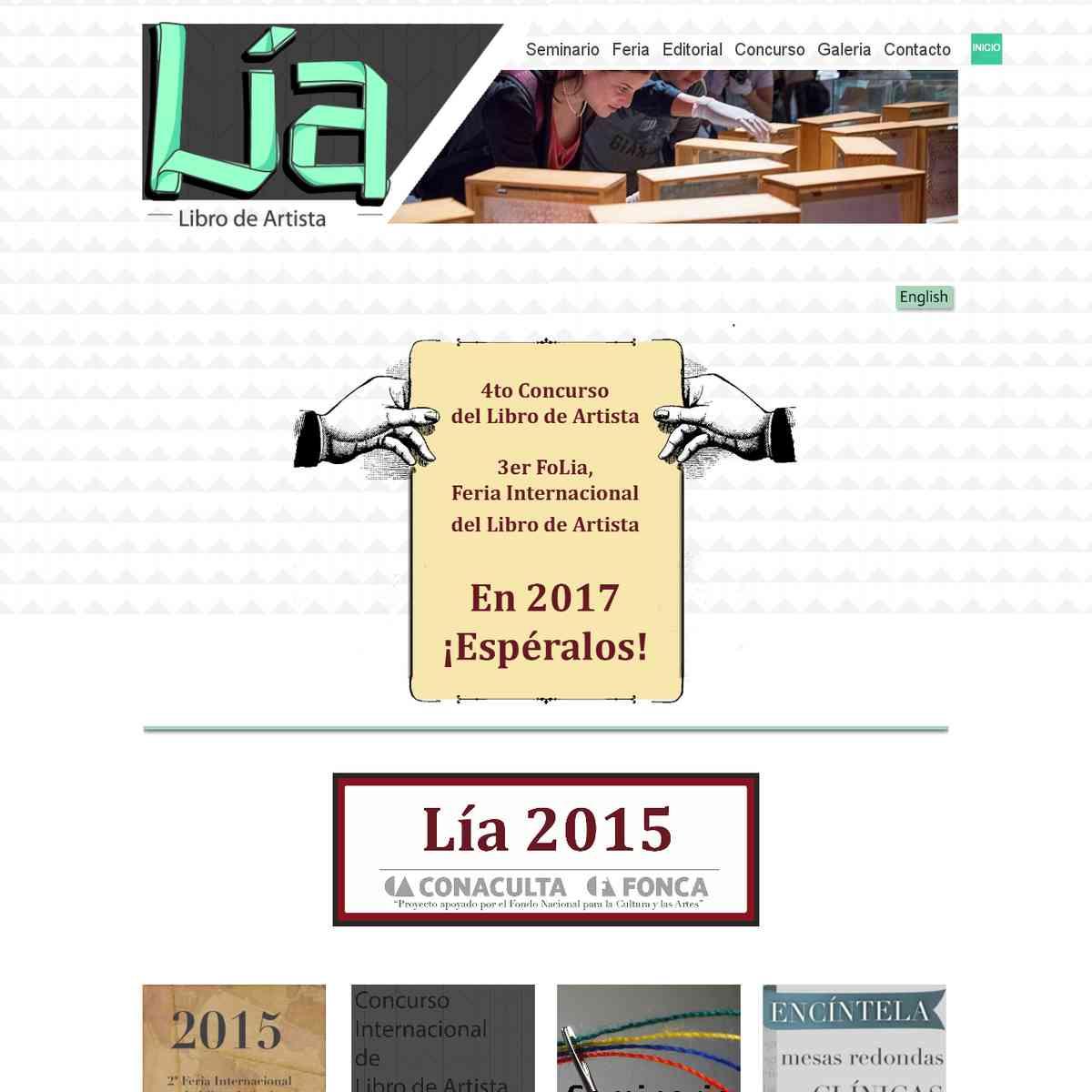 Del 19 al 23 de febrero de 2014. 1a. Feria Internacional de Libro de Artista
