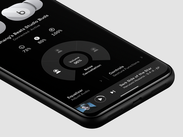 Earbuds Controller 3