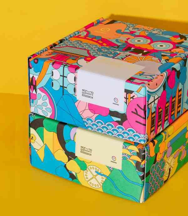 MOMO GIFT BOX