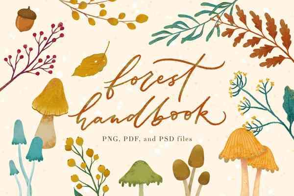 Forest Handbook Element Set