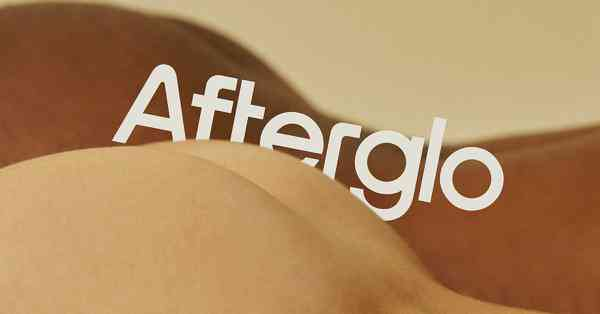Afterglo • The sensual touch to your everyday self-care