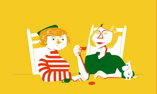 Illustrations about Sweden | People