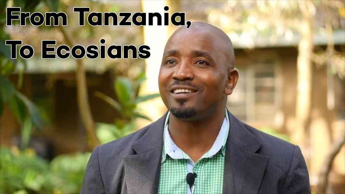 Interview with Yassin from Tanzania EN