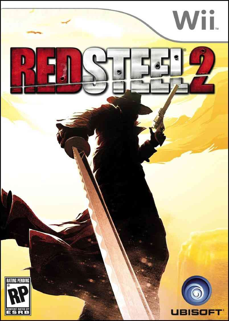 Red Steel. 2