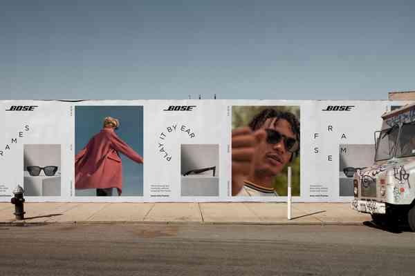 Bose Frames – COLLINS