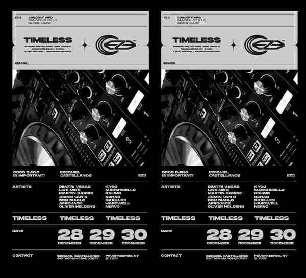 EZ3™ | Poster