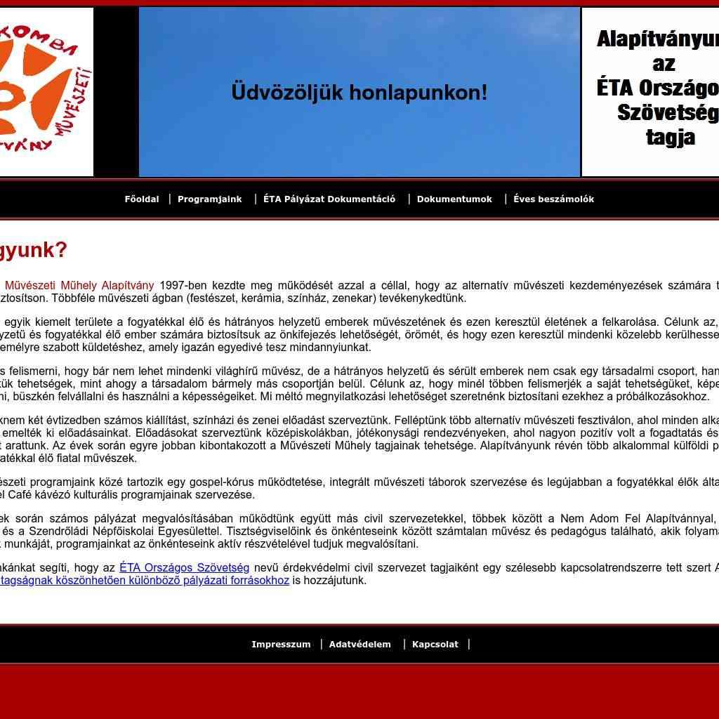 Katakomba Alapítvány