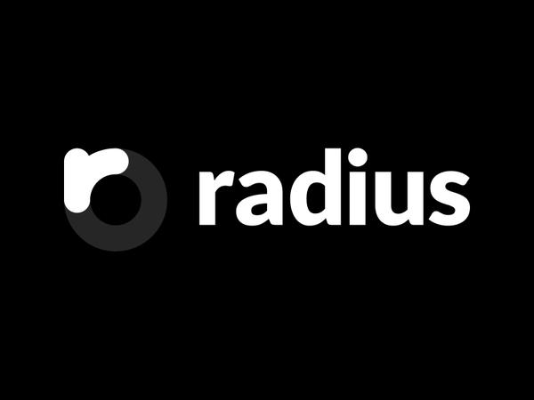 Radius Design System branding