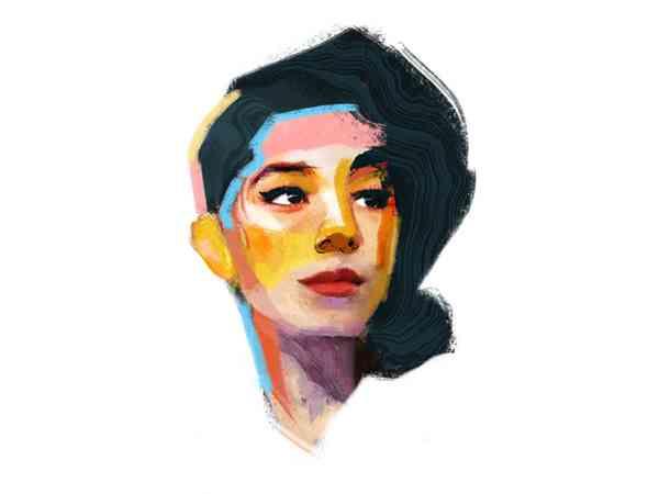 Marie by Ricky Linn