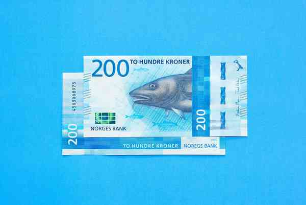 Norwegian banknotes   200
