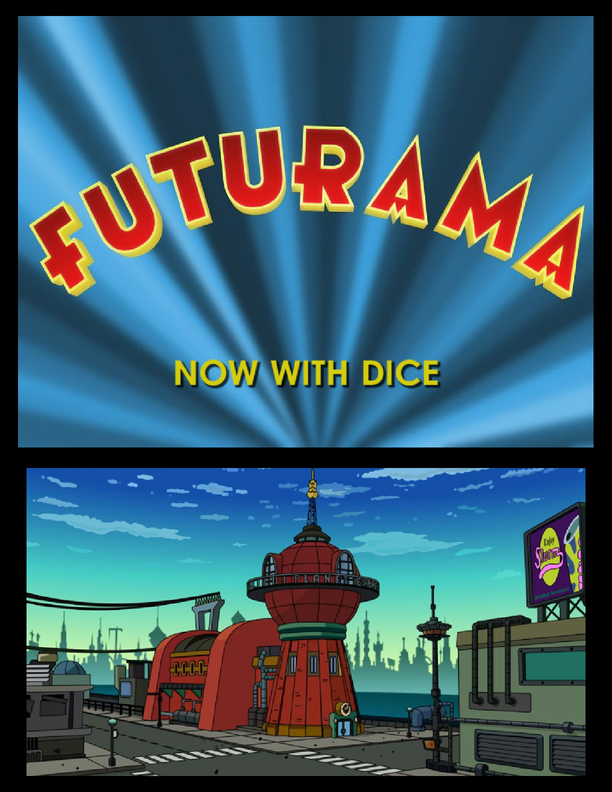 (pdf) - FUTURAMA now with dice