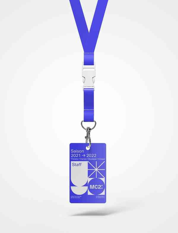 MC2 Grenoble | Badge